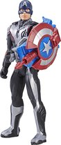 Captain America Avengers End Game Titan Hero Power FX - Speelfiguur 30cm