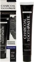Houtskool Tandpasta - Charcoal Toothpaste - Teeth Whitening - 75 ml