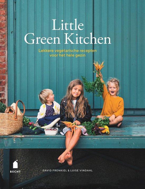 Boek cover Little Green Kitchen van David Frenkiel (Hardcover)