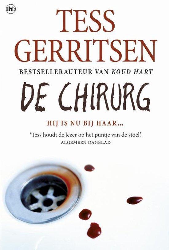 Monografieen Privaatrecht - De Chirurg - Tess Gerritsen |