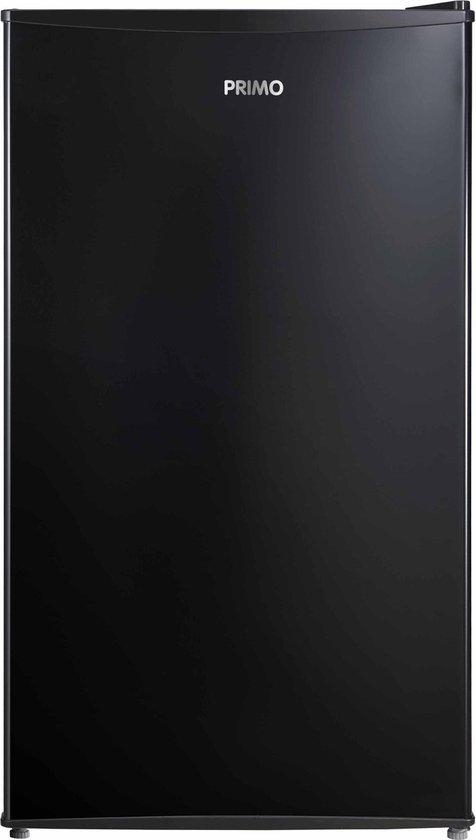 Koelkast: Primo PR101FR Tafelmodel koelkast - extra koelvak - 93L - A+/F - Zwart, van het merk PRIMO
