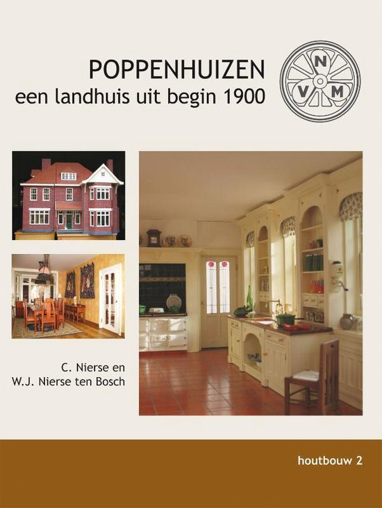 Houtbouw 2 - Poppenhuizen 1 - C. Nierse |
