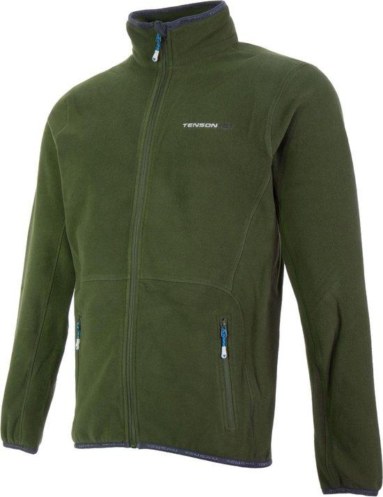 Tenson Miller - Sweater - Mannen - Maat S - Groen