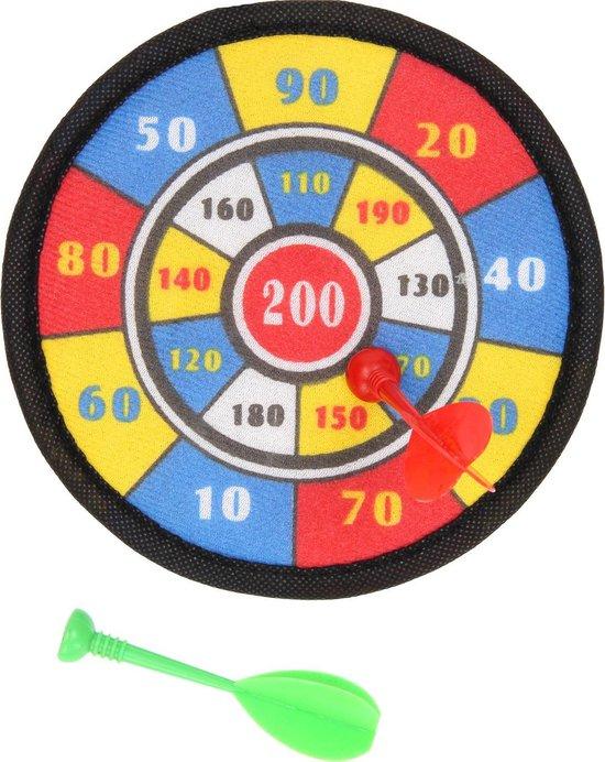 Afbeelding van het spel Dartbord met klittenband klein