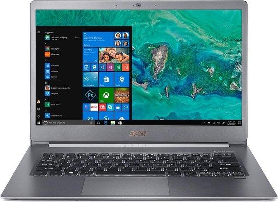 Swift 5 SF514-53T-54R7 - 14i FHD Multi-Touch IPS - i5-8265U - 8GB DDR4 - 512GB PCIe NVMe SSD - UHD Graphics 620 HDMI - QWERTY - Windows 10 Home