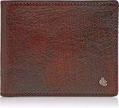 Castelijn & Beerens - Rien Portemonnee 8 pasjes RFID   cognac -