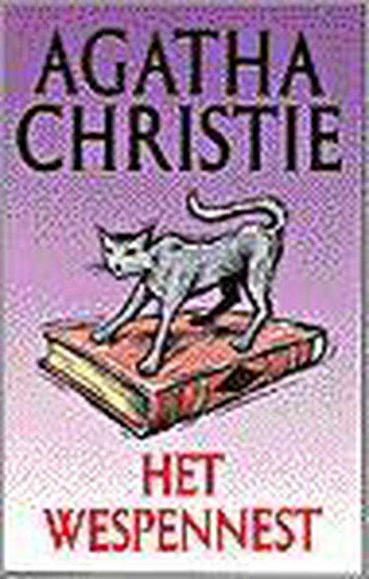 Het wespennest - Agatha Christie |