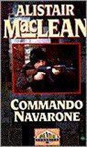 Omslag Commando navarone (adventure classics)