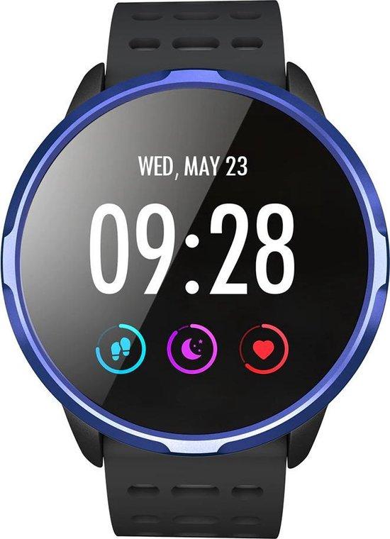 Bitween™ Elevation - Smartwatch met hartslagmeter - Blauw - One size