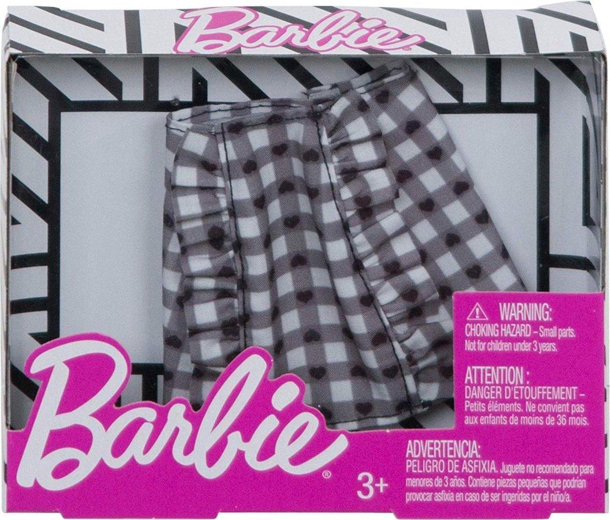 Barbie - Rokje Checkers