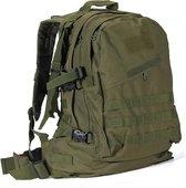 Backpack - Militair Tactisch - Leger Groen - Wandelrugzak - 55 Liter