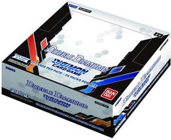 Afbeelding van het spel Digimon Card Game S5 Double Diamond Booster Box