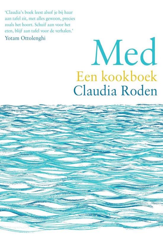 Boek cover Med van Claudia Roden (Hardcover)