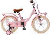 Nogan Puck - Kinderfiets - Meisjesfiets - 16 inch - Roze