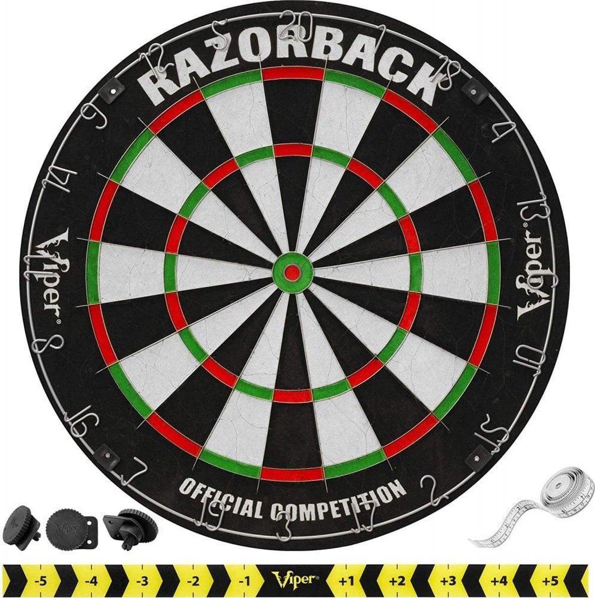 Viper Razorback Dartbord