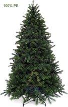 Royal Christmas - Kunstkerstboom - Ontario 100% PE Premium - 180 cm - 1066 Takken - Groen