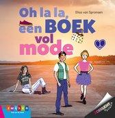 Zoeklicht dyslexie  -   Oh la la, een boek vol mode