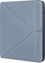 Kobo beschermhoes - Sleepcover voor Kobo Libra 2 - Blauwgrijs