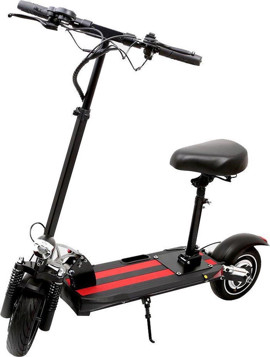 Luxiqo Elektrische Step met Zadel 45 km/u 40 km bereik Elektrische step voor volwassenen Elektrische step voor kinderen 1500 W online kopen