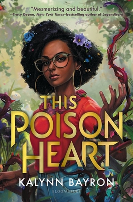 Boek cover This Poison Heart van Kalynn Bayron (Hardcover)