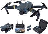 Logivision F89 Drone met 4K Camera - Drone met Camera voor Buiten/Binnen - Mini Drone - Drone voor Kinderen/Volwassenen - 60 Minuten Vliegen – Inclusief Opbergtas & 2 Accu's - Zwart | Geel