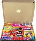 Feestpret Cozy Big Bits Feestpakket – Kerstpakket –  Snacks – Relatiegeschenk - Kerst - Party - Feest – Relatie