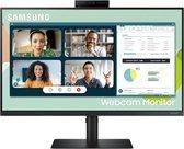 Samsung LS24A400 - Full HD Webcam Monitor - Windows Hello - 24 inch