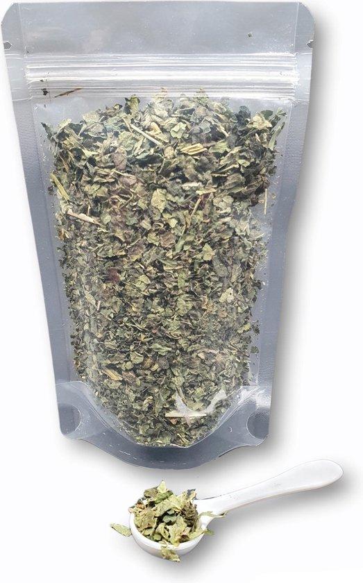 Shrimp barn - Droogvoer - Brandnetel snippers - Garnalen voer - Aquarium - 100 ml