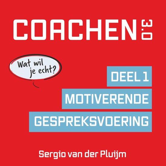 Boek cover Coachen 3.0 van Sergio van der Pluijm (Onbekend)