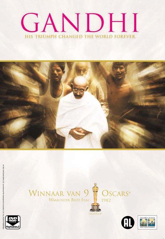 Cover van de film 'Gandhi'