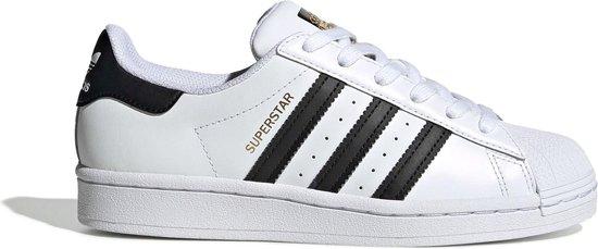 adidas adidas Superstar  Sneakers - Maat 37 1/3 - Unisex - wit,zwart