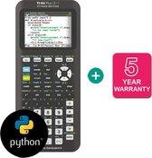TI-84 Plus CE-T Python Edition + verlengde garantie
