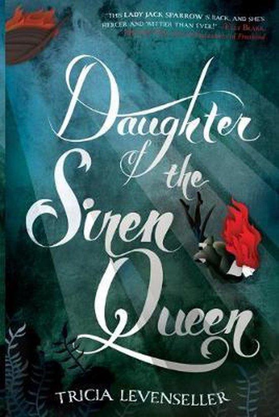 Boek cover Daughter of the Siren Queen van Tricia Levenseller (Paperback)