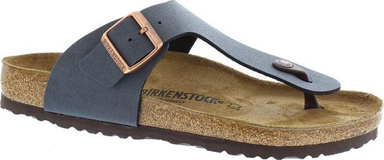 Birkenstock Ramses Heren Slippers Regular fit - Basalt - Maat 41