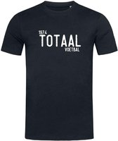Stedman T-shirt Voetbal | 1974 | Totaal Voetbal James | STE9200 Heren T-shirt Maat XL
