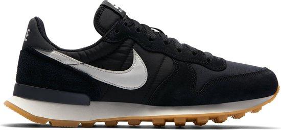 Nike Internationalist Dames Sneakers - Black/Summit White-Anthracite-Sail - Maat 35.5
