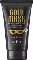 Peel Off Mask - Gezichtsmasker - Goldmask - Dr EA Laboratories - Peel Off Goud - Reinigend - voedend - verzorgend - Black head - Acne verzorging - Vette huid - Mee-eter verwijderaar - Porien reiniger -anti aging - Botox Effect - Dermatologisch Getest