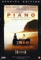 Piano DVD Special Edition 2-Disc Edition Tijdloos Meesterwerk Drama Film met Holly Hunter & Harvey Keitel Taal: Engels Ondertiteling NL Nieuw!