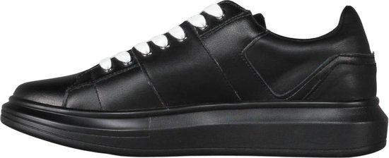 GUESS Salerno II Heren Sneakers - Zwart - Maat 42