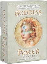 Baron-Reid, C: Goddess Power Oracle (Standard Edition)
