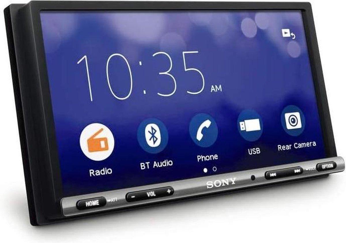 Sony XAV-3500 – Multimedia autoradio met WebLink Cast