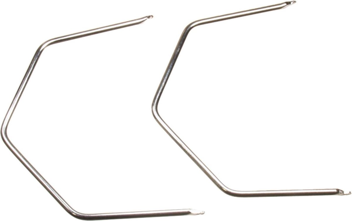 Ontgrendelings sleutel 1/2 ISO 2 stuks Diverse modellen Opel