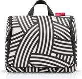 Reisenthel Toiletbag XL Toilettas Ophangen - 4L - Zebra Zwart Wit