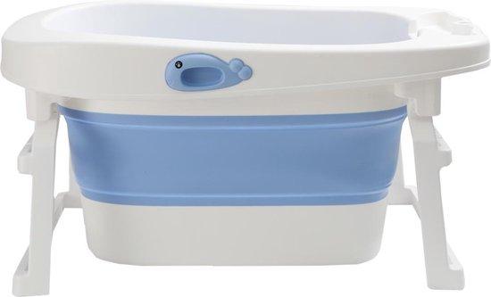 Product: Zitbad Vrijstaand Baby Bath Bucket Opvouwbaar 83x54x45cm Blauw, van het merk Diamond Line