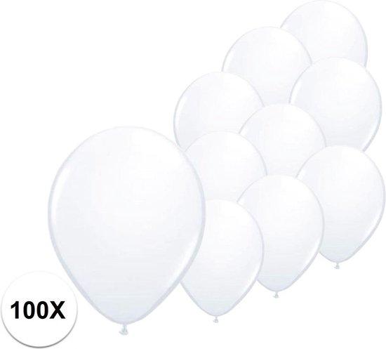 Witte Ballonnen Feestversiering Verjaardag 100st Bruiloft Ballon
