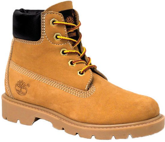 Timberland 6 Inch Boot WP Veterboots - Wheat - Maat 33