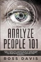 How To Analyze People 101