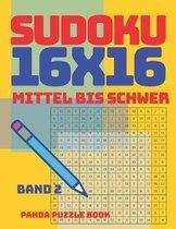 Sudoku 16x16 - Mittel Bis Schwer - Band 2