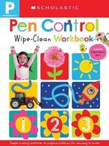 Wipe Clean Workbooks - Pen Control (Scholastic Early Learners)