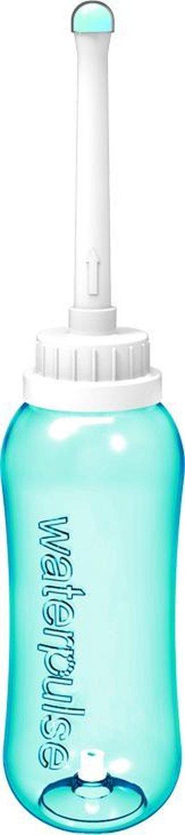 Waterpulse  Vaginale Douche - Geschikt voor In-  n Uitwendige Reiniging - Alleen bij BodyCare met 3